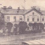 73 - Rákospalota - Vasútállomás - ÉN - Vasúti levelzőlapárusítás