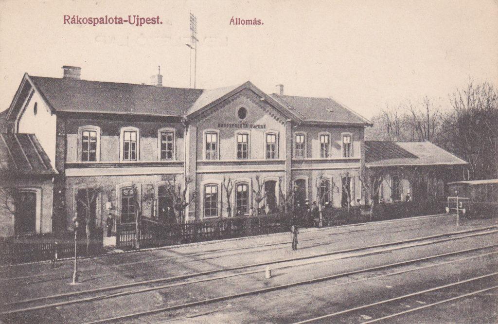 121 - Rákospalota-Újpest Állomás - ÉN - Bíró József