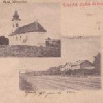 74 - Üdvözlet Rákos-Palotáról - 1900 - Divald Károly