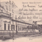 119 - Üdvözlet Rákos-Palotáról - 1902 - Schön Bernát Újpest
